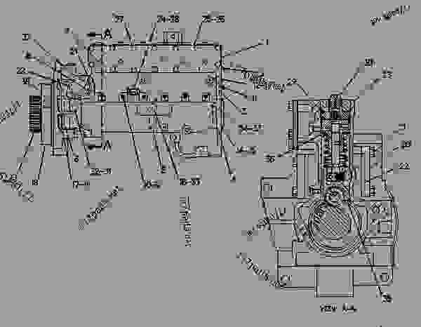 3406 Cat Engine Valve Adjustment, 3406, Free Engine Image