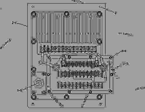 Olympian Generator Control Panel Wiring Diagram