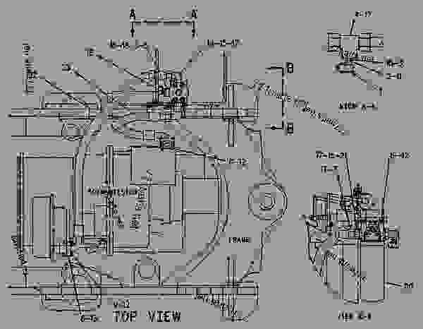 Diagram Likewise Cat C9 Engine Problems On C7, Diagram