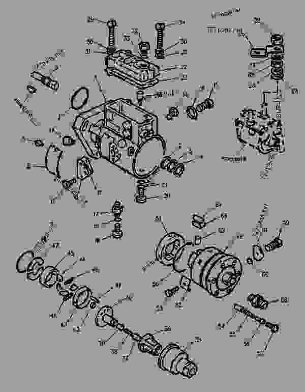 Cat 416 Backhoe Transmission Diagram, Cat, Free Engine