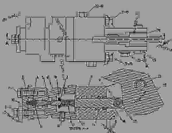 John Deere 140 Parts Schematics. John. Tractor Engine And
