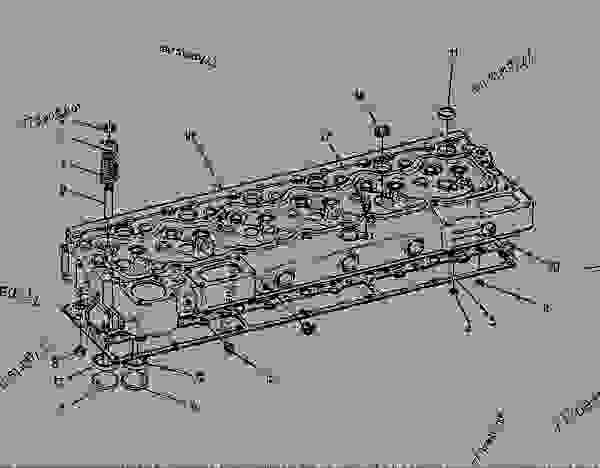 D8r Caterpillar Engine Diagram Caterpillar Engine