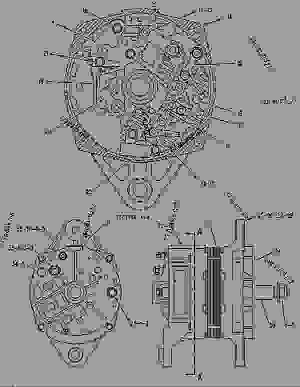 3406c Caterpillar Engine Wiring Diagram Truck Wiring