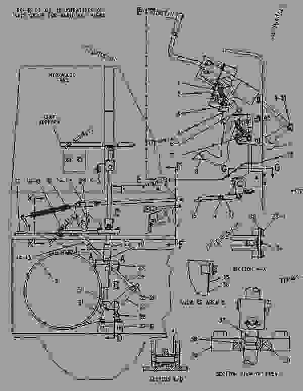 Caterpillar 3046 Engine Diagram HEUI Engine Wiring Diagram