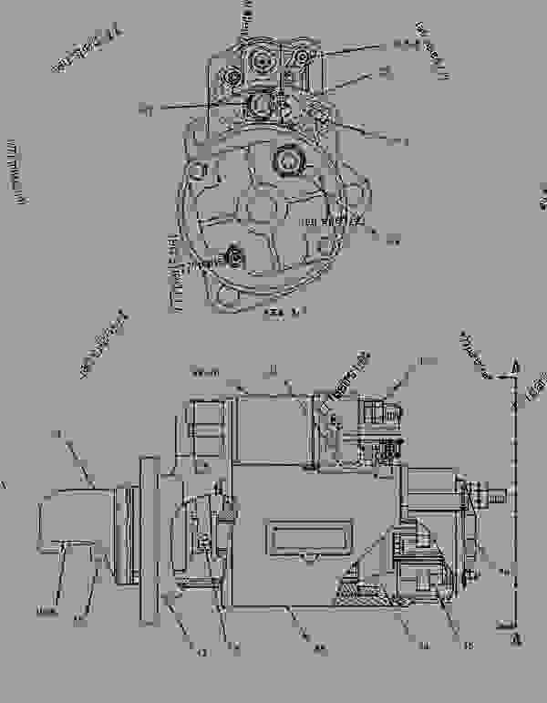 24 volt caterpillar starter wiring diagram