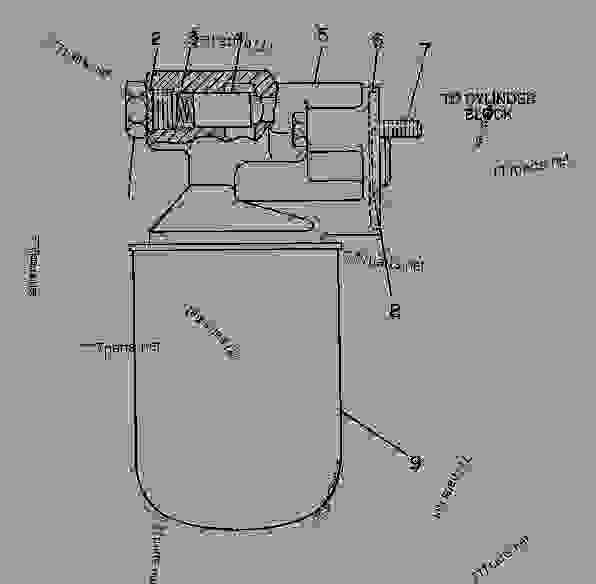 8N5930 FILTER GROUP-ENGINE OIL ENGINE OIL FILTER GROUP