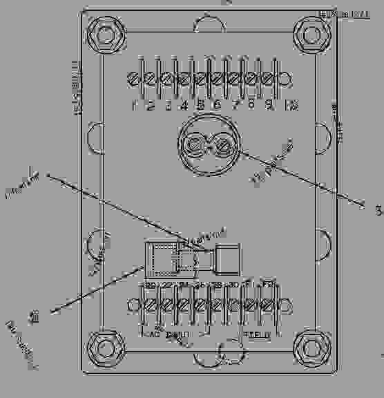 Wiring Diagram For Caterpillar 3306 Generator