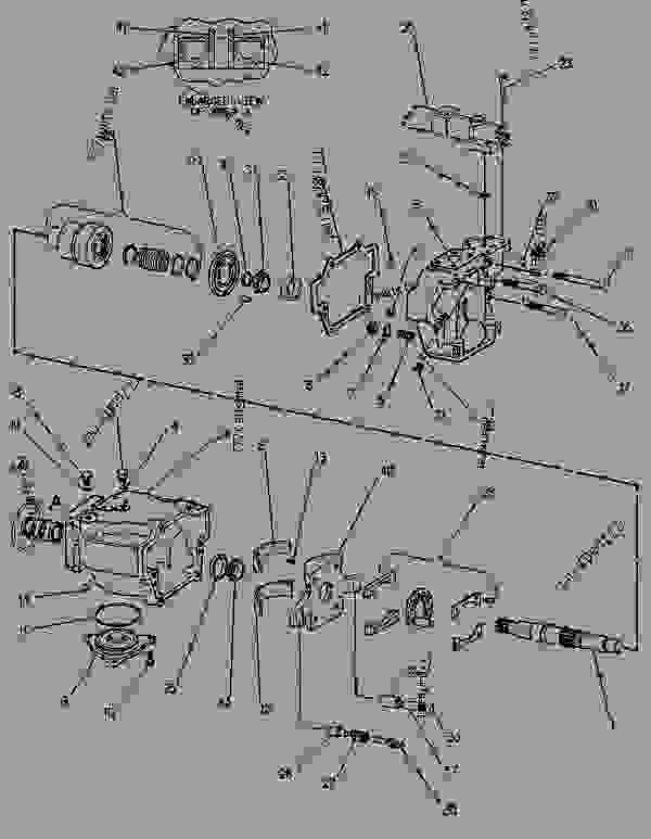 Cat 3306 Wiring Harness Cat Engine Parts Wiring Diagram