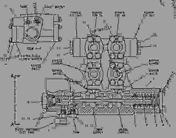 Cat D8n Wiring Diagram Cat D5N Wiring Diagram ~ Elsalvadorla