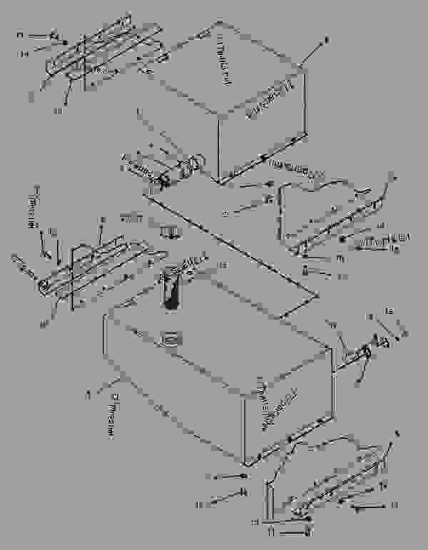 9X2205 FILTER KIT (INCLUDES SCREW, FILTER ASSEM., GASKETS