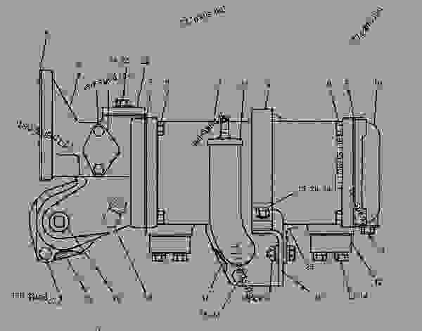 3116 Cat Engine Fuel Diagram Within Diagram Wiring And