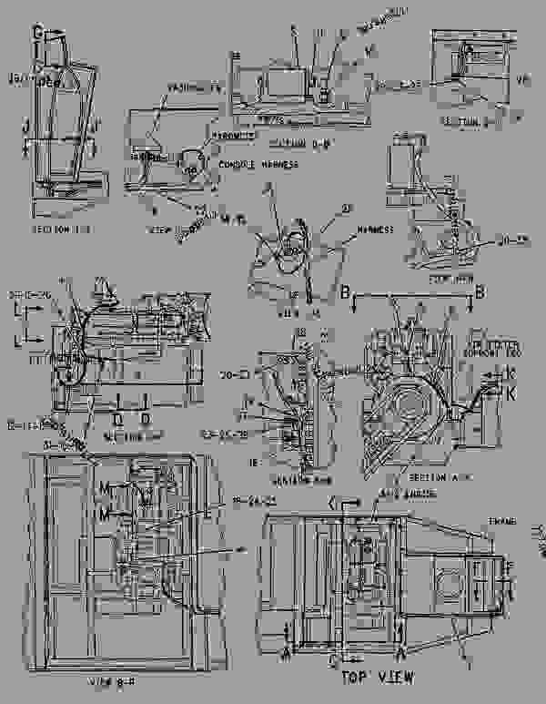 Cat 277b Wiring Diagrams Cat 262B Wiring Diagram