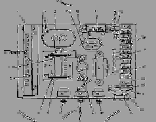 Caterpillar Sr4 Generator Wiring Diagram : 40 Wiring