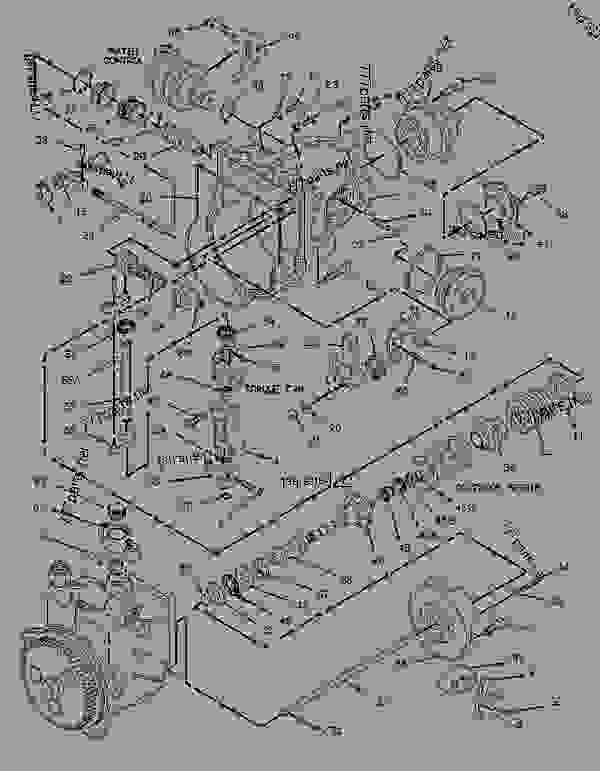 Caterpillar 3126b Lift Pump Diagram : 35 Wiring Diagram