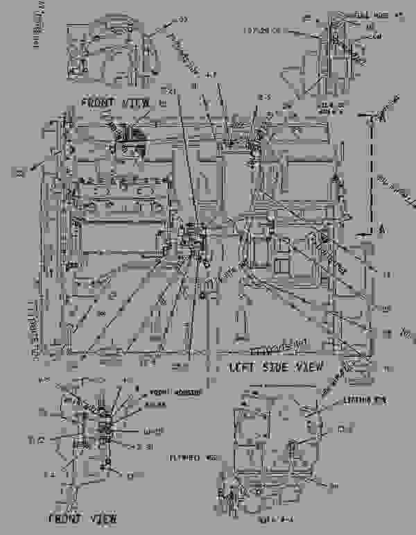 cat 3176 ecm wiring diagram besides cat 3406e engine wiring diagram in