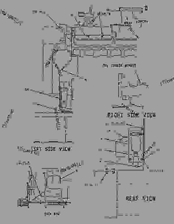 7X1043 SENSOR GROUP-TEMPERATURE (SCM ENGINE OIL TEMP