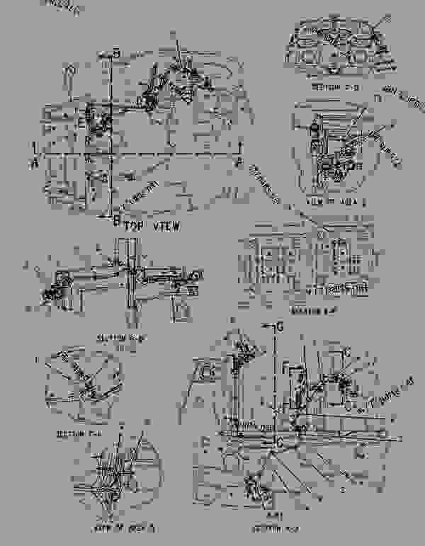 Cat 420e Backhoe Fuse Box Diagram