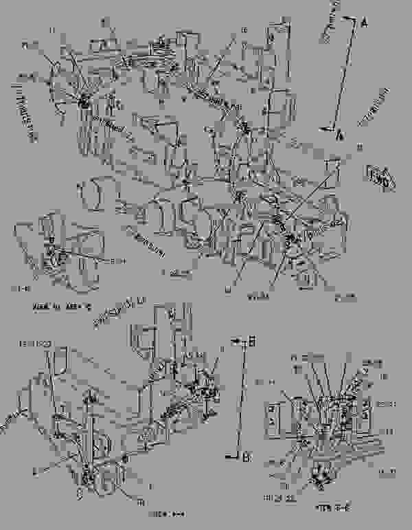 Case 580k Backhoe Hydraulic Pump Location Case 480E