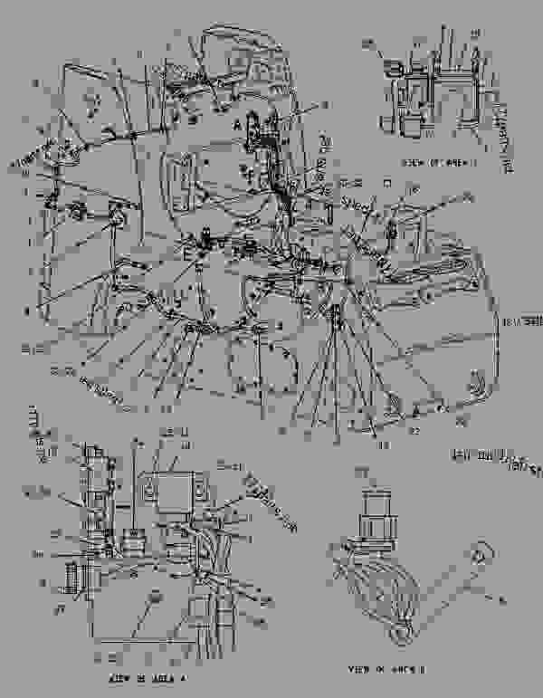 John Deere 250 Skid Steer Hydraulic Diagram