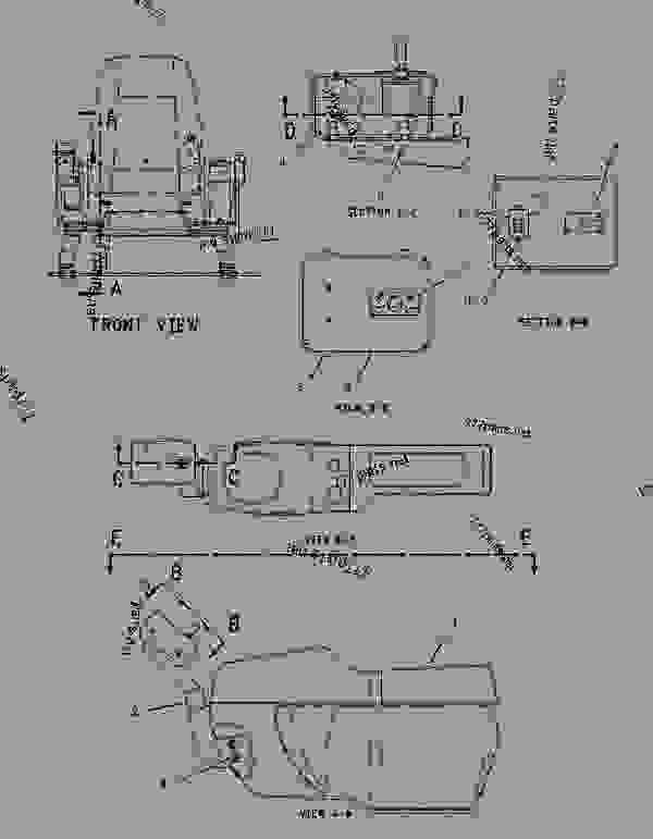 1933481 WIRING GROUP-CONSOLE (CONSOLE) (REFER TO PARTS
