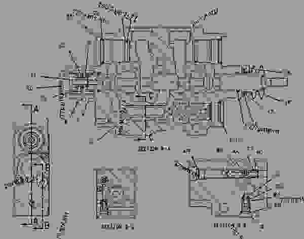 caterpillar 420d backhoe wiring diagram