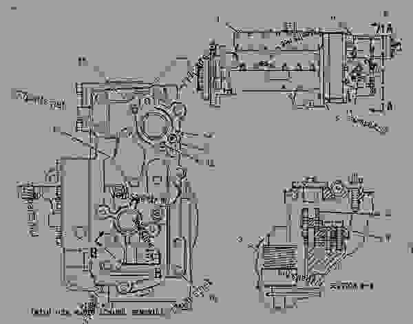 3406a fuel pump