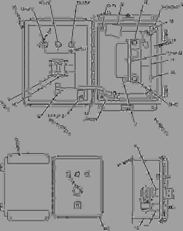 caterpillar vr6 wiring diagram