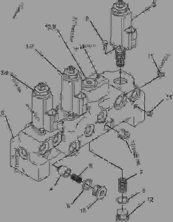 Cat Excavator Control Pattern Diagram : excavator, control, pattern, diagram, 2398998, MANIFOLD, GROUP-CONTROL, -PILOT, SUPPLY, EXCAVATOR, Caterpillar, Excavator, EAG00001-UP, (MACHINE), POWERED, Engine, HYDRAULIC, SYSTEM, 777parts
