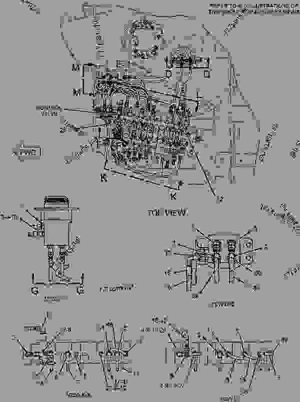 Ford 555 Backhoe Parts Wiring Harness Diagram. Ford. Auto