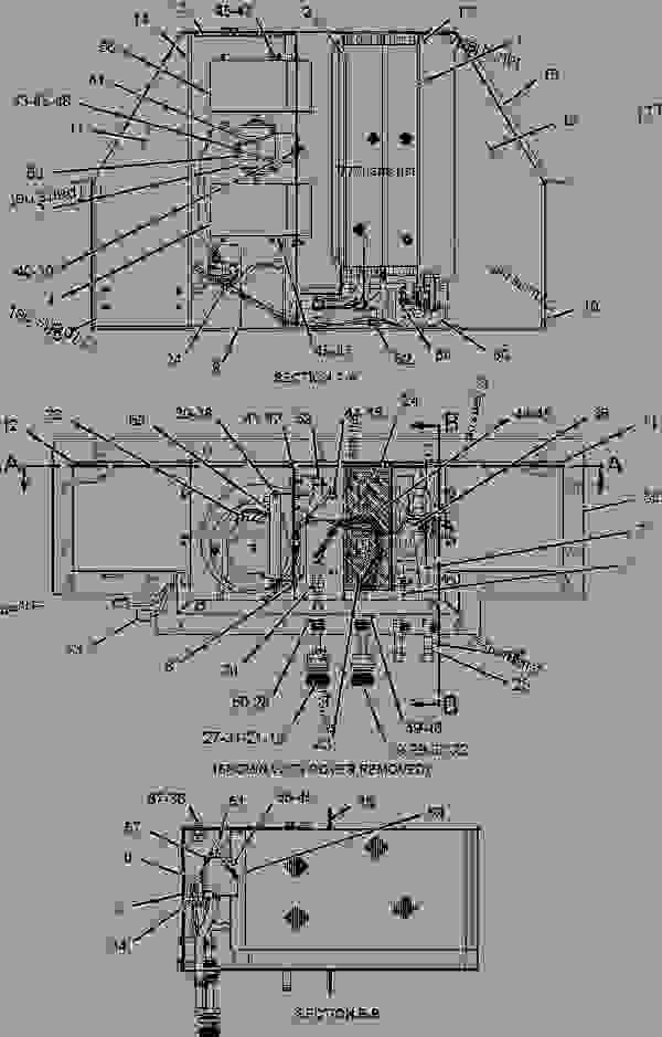 Caterpillar Wiring Harness. Engine. Wiring Diagram Images