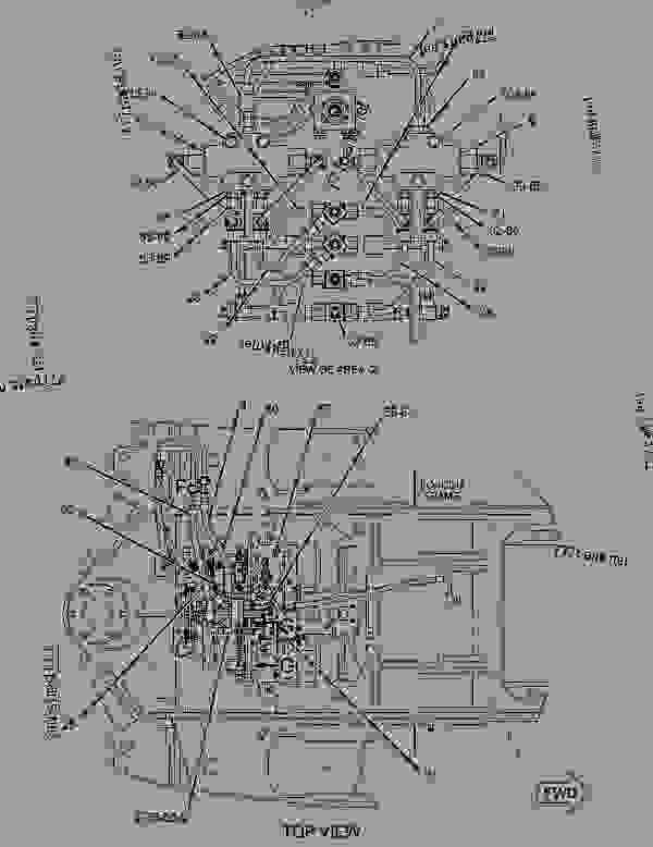 3208 Caterpillar Engine Parts Diagrams. Engine. Wiring