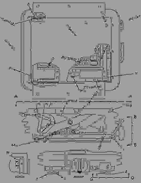 Cat Grader 140h Parts Manual