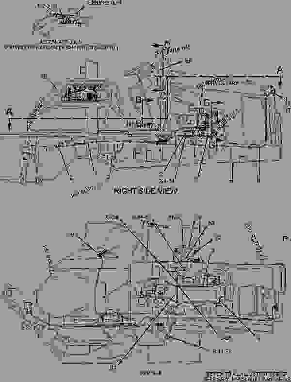 Alternator Wiring Diagram 416 Cat Backhoe, Alternator