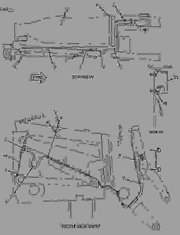 Cat 428b Wiring Diagram Cat 426B Wiring Diagram ~ Elsalvadorla