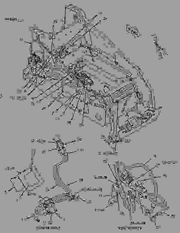 Skid Steer: Skid Steer Engine Parts