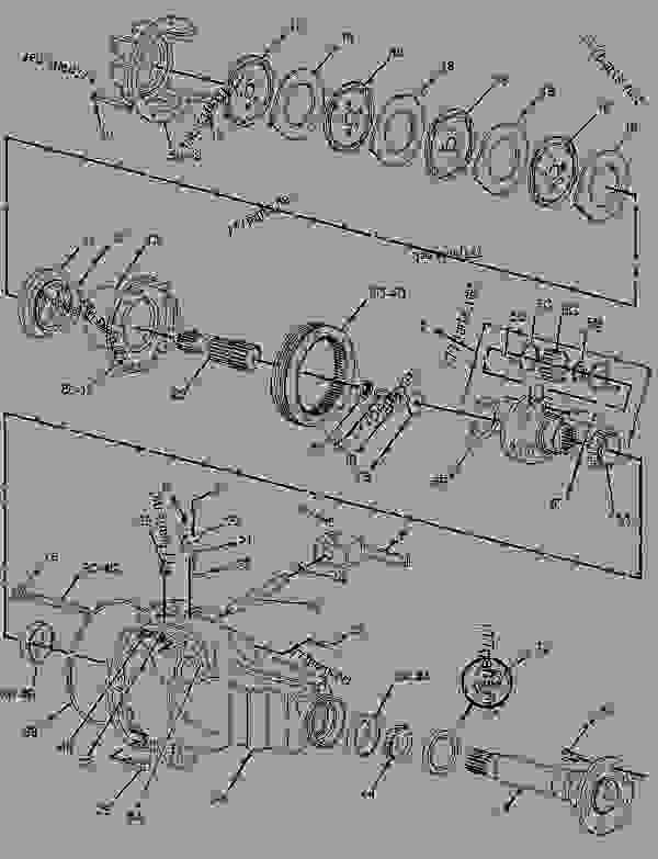 Wiring Diagram Cat 416b Backhoe John Deere 300 Backhoe