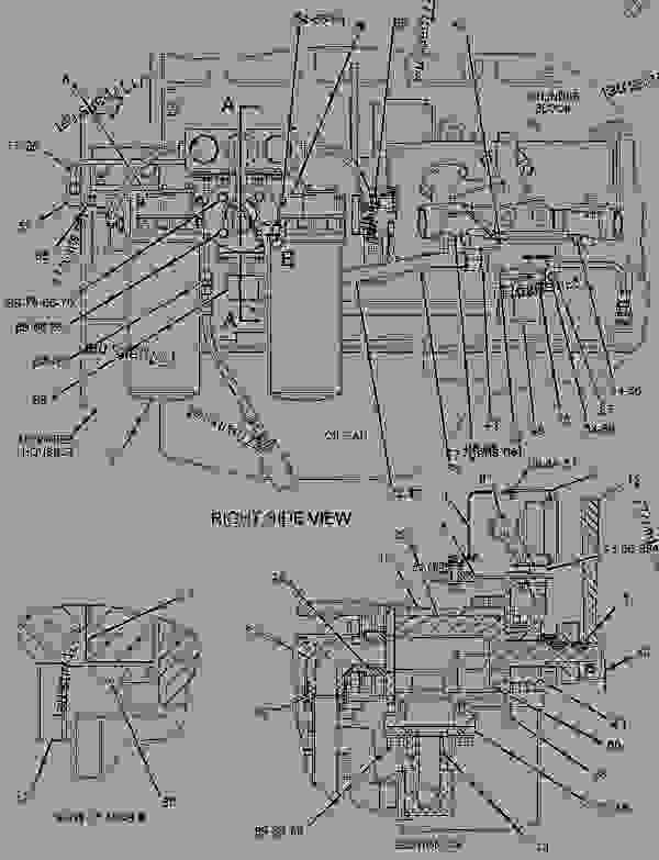 Caterpillar Generator Set Engine, Caterpillar, Free Engine
