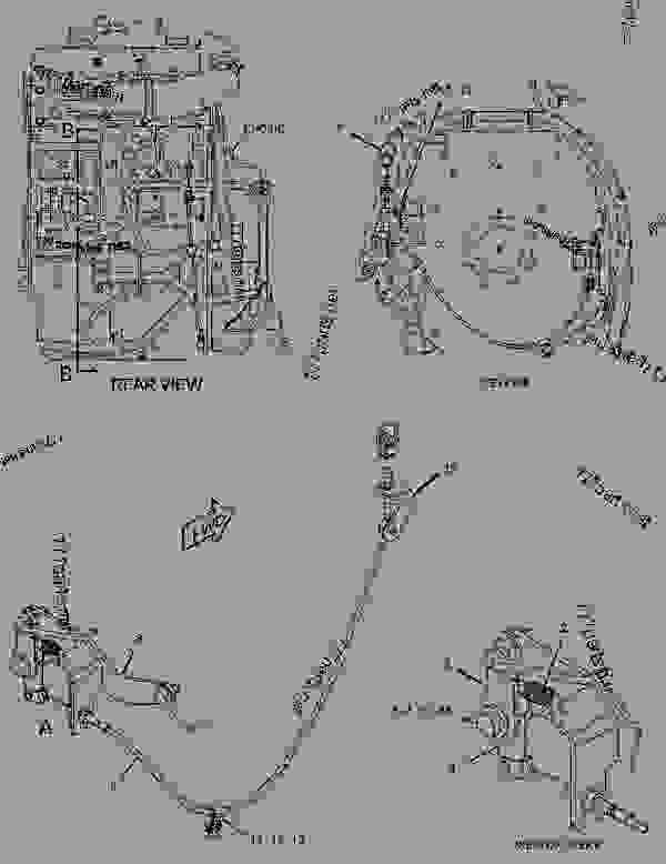 Caterpillar Mini Excavator 303 5 Wiring Diagram