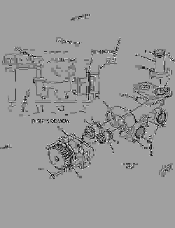 Cat C11 Engine Diagram C7 Cat Engine Diagram Wiring