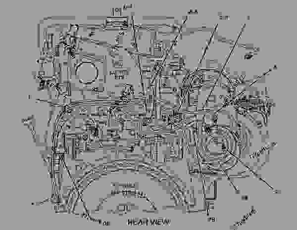 c15 engine diagram cat c engine wiring diagram tractor
