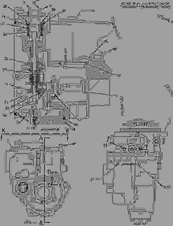 Cat 3126b Engine Diagram Cat C9 Engine Diagram Wiring