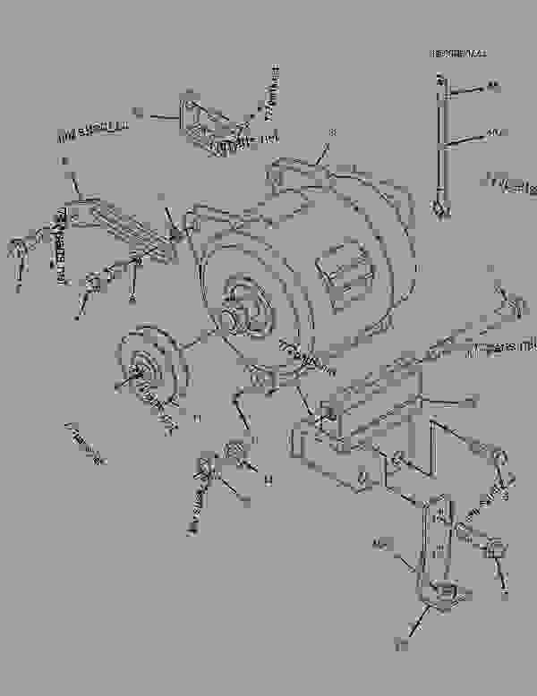 Cat 226b Parts List