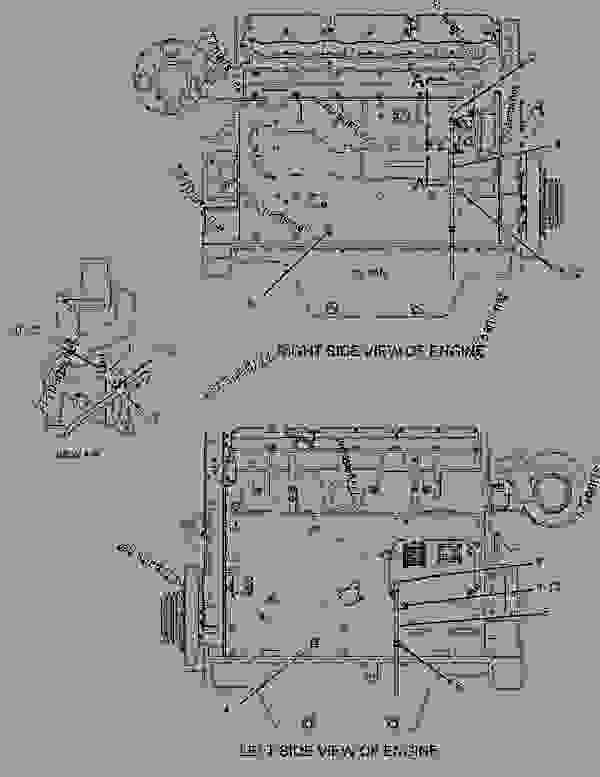 C7 Caterpillar Engine Parts Identification, C7, Free