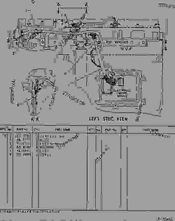 1172759 WIRING GROUP-ELECTRONIC CONTROL (ELECTRONIC