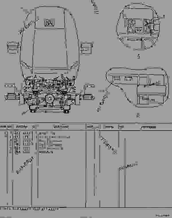 Caterpillar 315b Excavator Wiring Schematic CATERPILLAR