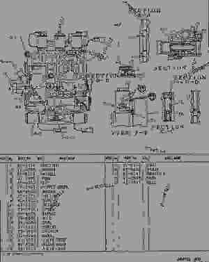 6I8721 VALVE GROUPTRANSMISSION CONTROL  WHEELTYPE LOADER Caterpillar 938F  938F WHEEL LOADER