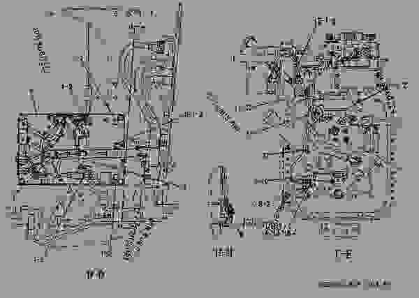 Caterpillar Motor Grader Wiring Schematics