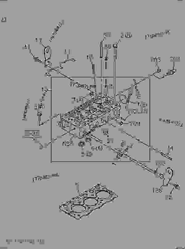 Isuzu 3lb1 Engine Diagram Isuzu Diesel 3LD1 Wiring Diagram