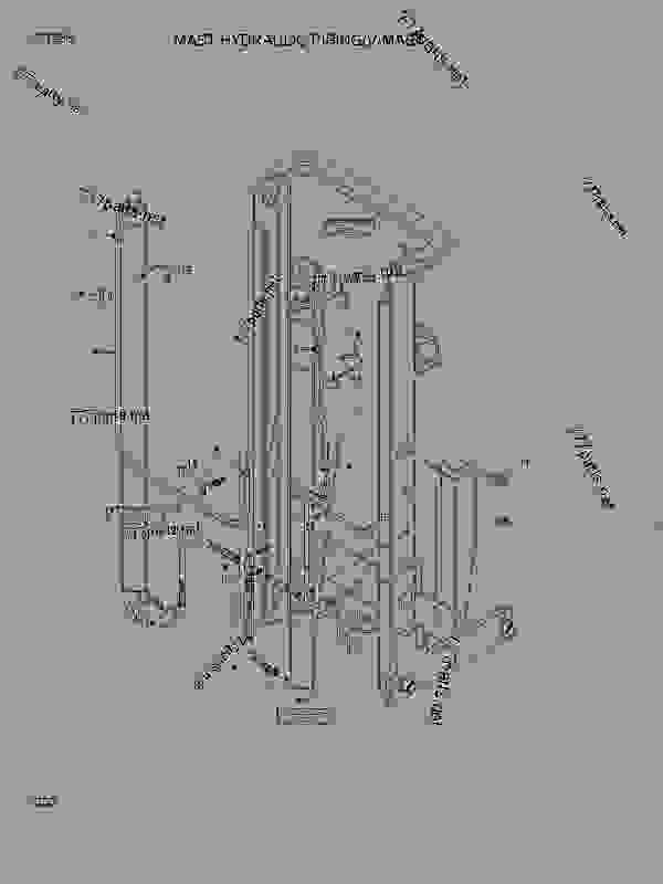 hyster 60 forklift wiring diagram 4 way trailer plug gmc parts
