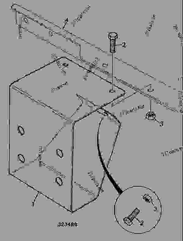 Jcb 803 Wiring Diagram JCB Backhoe Wiring Schematics